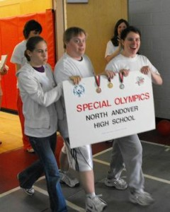Special Olympics Day