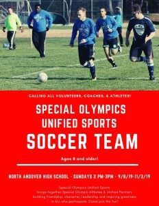 Special Olympics Soccer